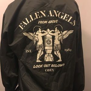 OBEY Fallen Angels Bomber Jacket